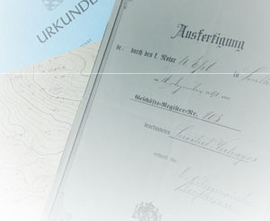 Zulassungen & Zertifikate v. boden & grundwasser Foto: _ boden & grundwasser ~